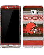 Cleveland Browns Trailblazer Galaxy S6 Edge Skin