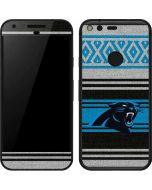 Carolina Panthers Trailblazer Google Pixel Skin