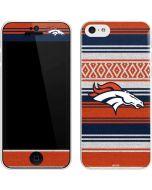 Denver Broncos Trailblazer iPhone 5c Skin