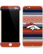 Denver Broncos Trailblazer iPhone 6/6s Plus Skin