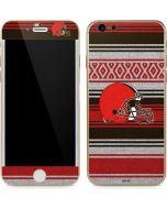 Cleveland Browns Trailblazer iPhone 6/6s Skin