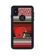 Cleveland Browns Trailblazer iPhone X Waterproof Case