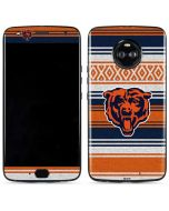 Chicago Bears Trailblazer Moto X4 Skin