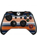 Chicago Bears Trailblazer Xbox One Controller Skin