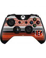 Cincinnati Bengals Trailblazer Xbox One Controller Skin