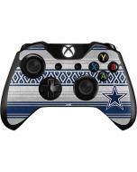 Dallas Cowboys Trailblazer Xbox One Controller Skin
