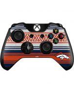 Denver Broncos Trailblazer Xbox One Controller Skin