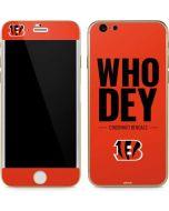 Cincinnati Bengals Team Motto iPhone 6/6s Skin