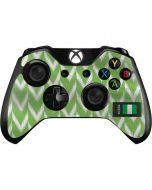 Nigeria Soccer Flag Xbox One Controller Skin