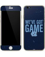 North Carolina Got Game iPhone 6/6s Skin