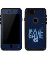 North Carolina Got Game iPhone 7 Waterproof Case