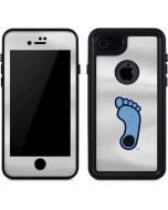 North Carolina Tar Heel Footprint Logo iPhone 7 Waterproof Case