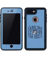 North Carolina Tar Heels 1789 iPhone 7 Plus Waterproof Case