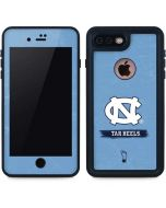 North Carolina Tar Heels iPhone 7 Plus Waterproof Case