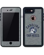 North Carolina Tar Heels Logo iPhone 7 Plus Waterproof Case