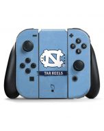North Carolina Tar Heels Nintendo Switch Joy Con Controller Skin