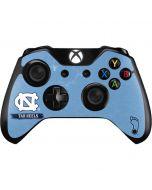 North Carolina Tar Heels Xbox One Controller Skin