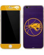 Northern Iowa Basketball iPhone 6/6s Skin