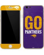 Northern Iowa Go Panthers iPhone 6/6s Skin