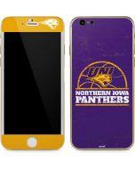 Northern Iowa Panthers iPhone 6/6s Skin