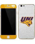 Northern Iowa Panthers Mascot iPhone 6/6s Skin