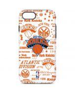 NY Knicks Historic Blast iPhone 8 Pro Case