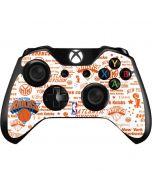 NY Knicks Historic Blast Xbox One Controller Skin