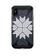 NYC Symmetric Flower iPhone XS Max Cargo Case