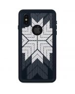 NYC Symmetric Flower iPhone XS Waterproof Case