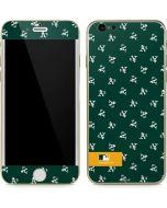 Oakland Athletics Full Count iPhone 6/6s Skin