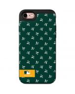 Oakland Athletics Full Count iPhone 7 Wallet Case