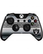 Oakland Raiders Trailblazer Xbox One Controller Skin