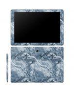 Ocean Blue Marble Galaxy Book 10.6in Skin