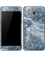 Ocean Blue Marble Galaxy Grand Prime Skin
