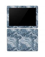 Ocean Blue Marble Surface Go Skin