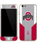Ohio State Breast Cancer iPhone 6/6s Skin
