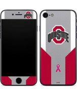 Ohio State Breast Cancer iPhone 7 Skin