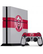 Ohio State Established 1870 PS4 Console and Controller Bundle Skin