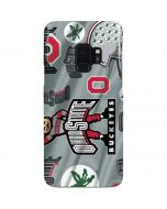 Ohio State Pattern Galaxy S9 Lite Case