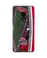 Ohio State Stadium Galaxy S9 Skin