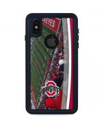 Ohio State Stadium iPhone X Waterproof Case