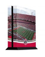 Ohio State Stadium PS4 Console Skin