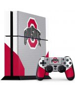 Ohio State University PS4 Console and Controller Bundle Skin