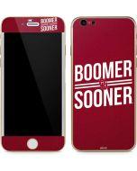 Oklahoma Boomer Sooner iPhone 6/6s Skin