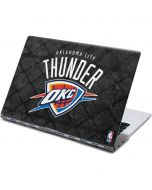 Oklahoma City Thunder Dark Rust Yoga 910 2-in-1 14in Touch-Screen Skin
