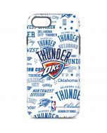 Oklahoma City Thunder Historic Blast iPhone 8 Pro Case