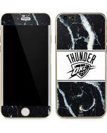 Oklahoma City Thunder Marble iPhone 6/6s Skin