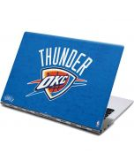 Oklahoma City Thunder Primary Logo Yoga 910 2-in-1 14in Touch-Screen Skin