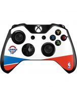 Oklahoma City Thunder Split Xbox One Controller Skin