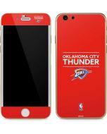 Oklahoma City Thunder Standard - Orange iPhone 6/6s Skin
